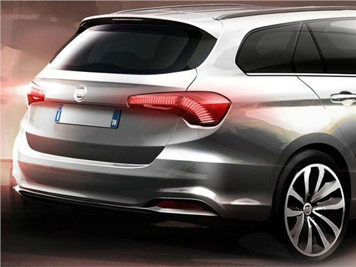 Fiat привезет в Женеву новый универсал