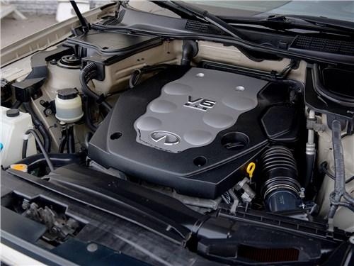 Infiniti FX 2006 двигатель