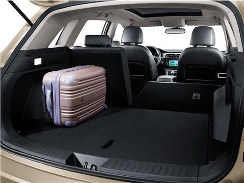 Предпросмотр zotye t600 2015 багажное отделение