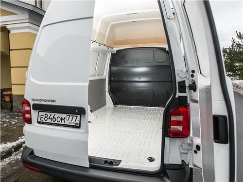 Volkswagen Transporter 2015 задняя дверь