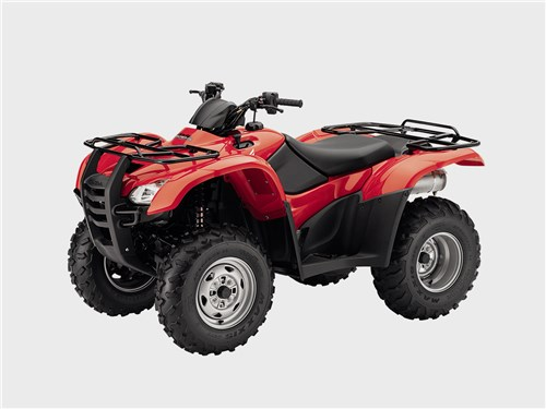 Honda FourTrax Rancher (TRX420FA6)