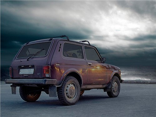 Появились первые сведения о новом поколении модели Lada 4x4