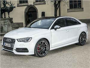 ABT / Audi S3 Sedan вид спереди