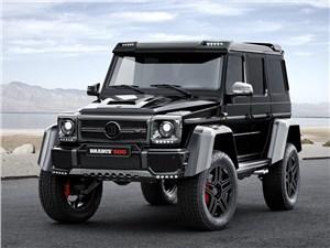 Brabus | Mercedes-Benz G500 4x42 вид спереди