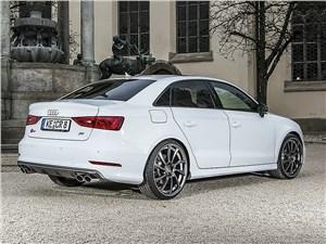 ABT / Audi S3 Sedan вид сзади