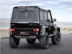 Brabus | Mercedes-Benz G500 4x42 вид сзади