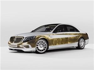 Carlsson / Mercedes-Benz S-Class 2014 вид спереди