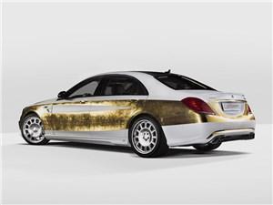 Carlsson / Mercedes-Benz S-Class 2014 вид сзади