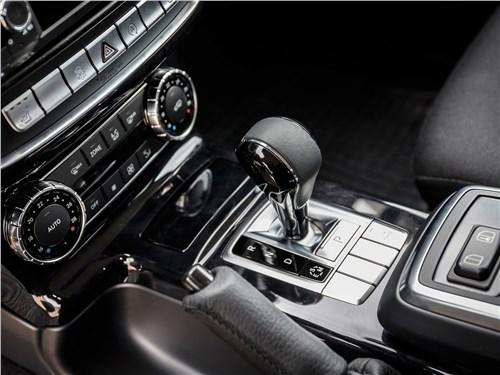 Предпросмотр mercedes-benz g350d professional 2017 управление трансмиссией