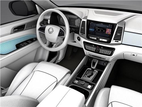 Предпросмотр ssangyong liv-2 concept 2016 водительское место