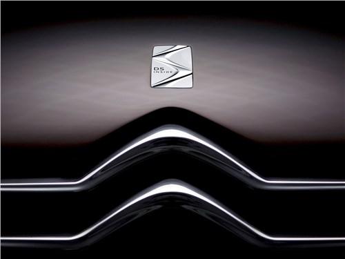 Предпросмотр citroen ds inside concept 2009 логотип на капоте