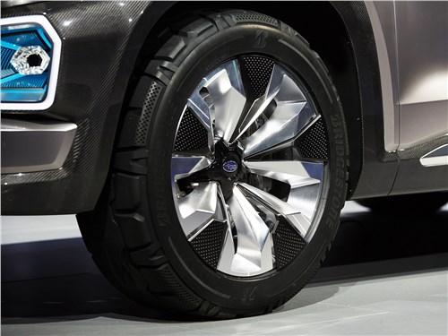Предпросмотр subaru viziv-7 suv concept 2016 колесо