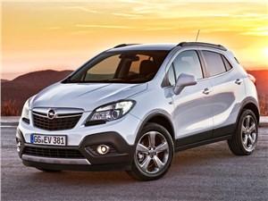 Opel Mokka адаптировали для россиян