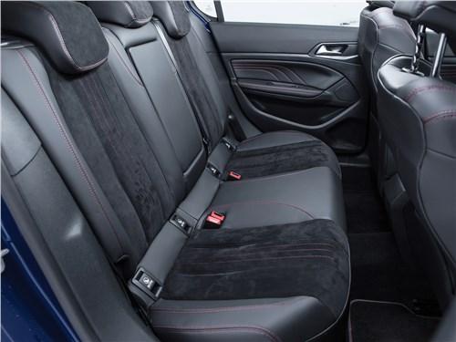 Peugeot 308 2013 задний диван