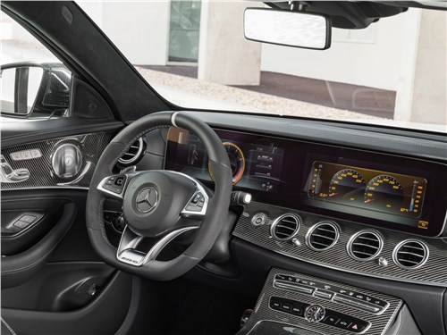 Предпросмотр mercedes-benz e63 s amg estate 2018 салон