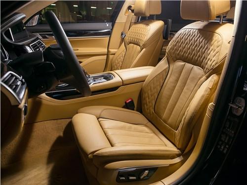 Предпросмотр bmw 740ld xdrive 2016 передние кресла