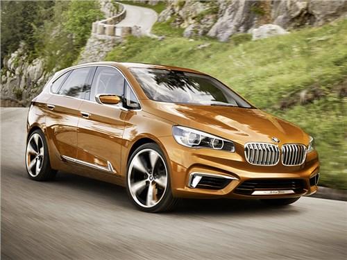 BMW Active Tourer теперь в России
