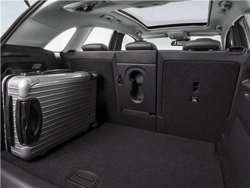 Предпросмотр crossland x 2018 багажное отделение