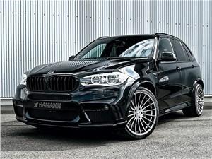 Hamann / BMW X5 вид спереди