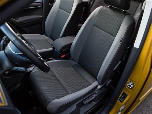 Предпросмотр volkswagen caddy family maxi 2016 передние кресла