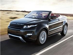Новость про Land Rover Range Rover Evoque - Range Rover Evoque кабриолет