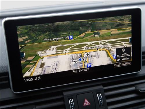 Audi SQ5 3.0 TFSI 2018 монитор