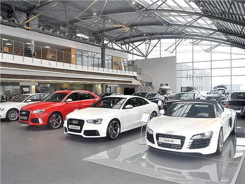 Audi дилер
