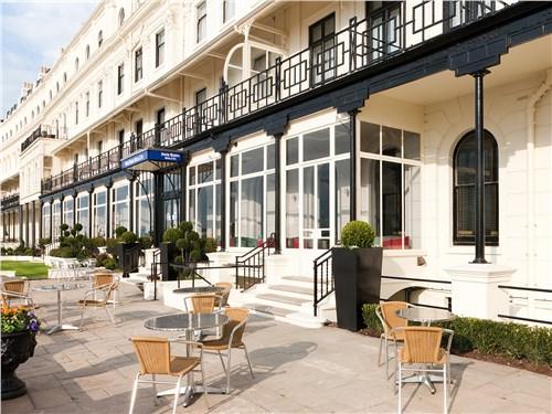 Отель Best Western Plus Dover Marina Hotel & Spa в Дувре