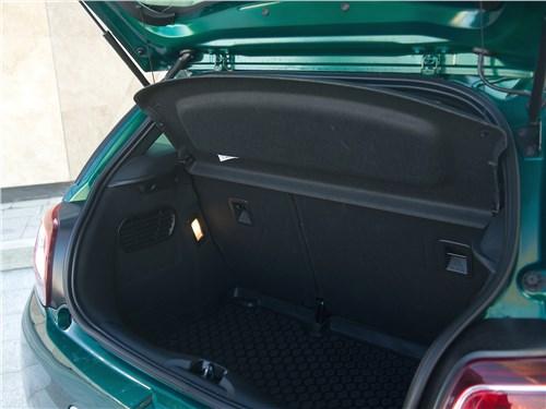 DS3 2016 багажное отделение