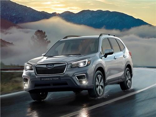 Новость про Subaru Forester - Subaru Forester 2019