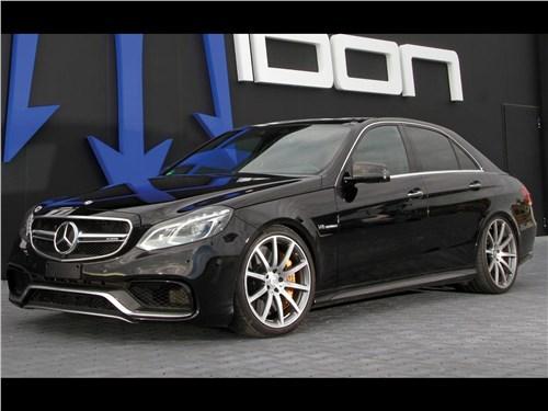 Posaidon | Mercedes-Benz E 63 AMG вид спереди