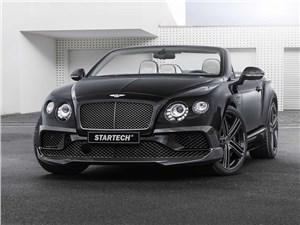 Startech | Bentley Continental Convertible вид спереди