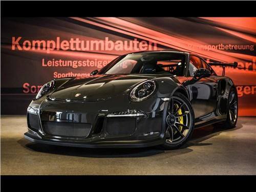 Edo Competition | Porsche 911 GT3 RS вид спереди