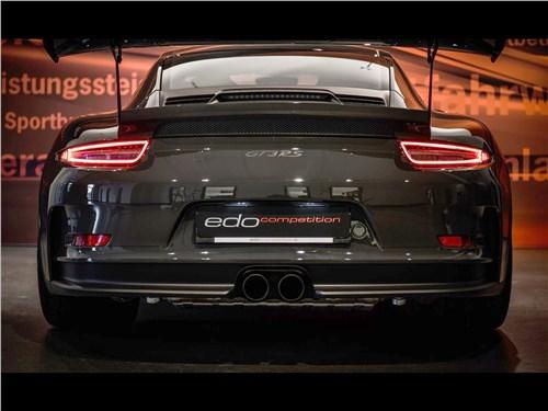 Edo Competition | Porsche 911 GT3 RS вид сзади