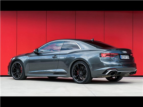 ABT Sportsline | Audi RS5 Coupe вид сзади
