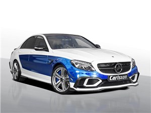 Carlsson | Mercedes-AMG C 63 S вид спереди