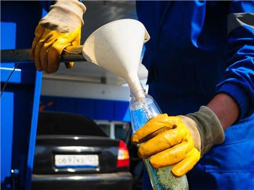 С российским бензином может случиться новая напасть