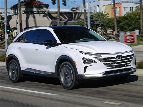 Новость про Hyundai - Hyundai Nexo