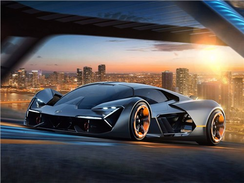 Lamborghini готовит гибрид