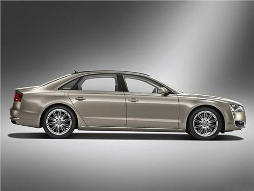 Новость про Audi - Итальянцы превратят флагманский седан Audi в универсал