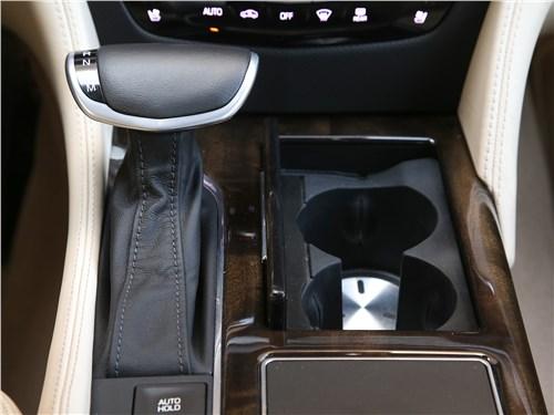 Cadillac CT6 2017 8АКПП