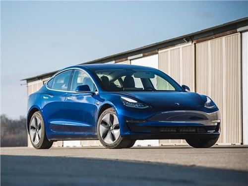 Tesla подарит автомобиль тому, кто взломает Model 3