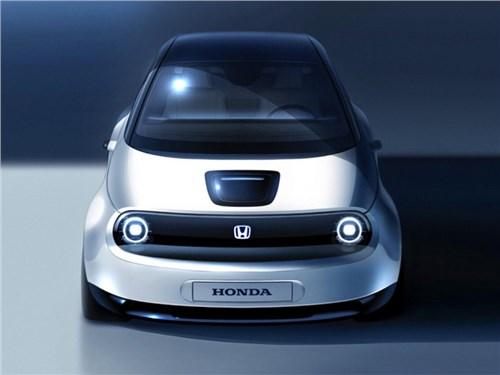 Новость про Honda - Honda Urban