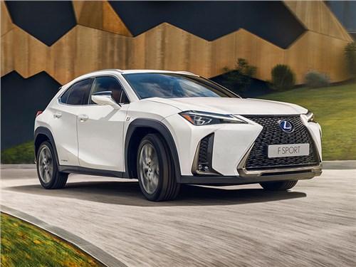 Новость про Lexus UX - Lexus UX F-Sport