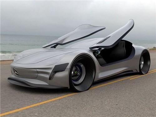 Новость про Mercedes-Benz - Mercedes-Benz вводит новый класс автомобилей