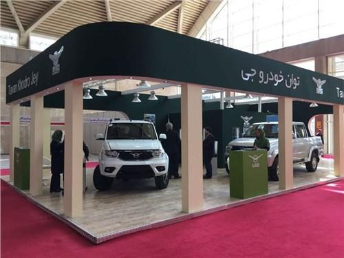 УАЗ планирует вернуться на иранский авторынок