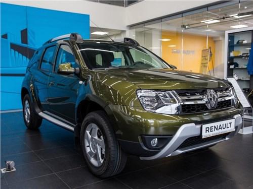 Новость про Renault Duster - Renault Duster 2019