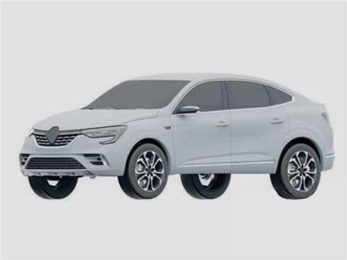Новость про Renault Arkana - Renault Arkana