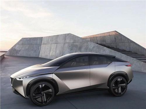 Nissan покажет в Женеве новый кроссовер