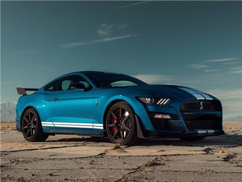 Новость про Ford Mustang - Ford Mustang Shelby GT500 2020